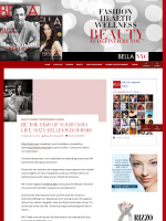 BELLA NYC - Be the Star of Your Own Life, SUZY KELLEMS DOMINIK