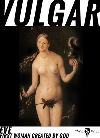 Eve is the first woman created by God according to the creation narrative of Abrahamic religions.