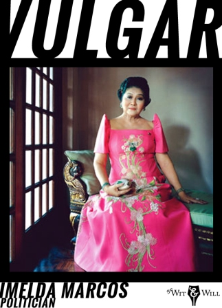 A Filipino politician and widow of former Philippine President Ferdinand Marcos, Imelda Marcos is often remembered as a symbol of the extravagance of her husband's political reign, including her collection of 2700 pairs of shoes.