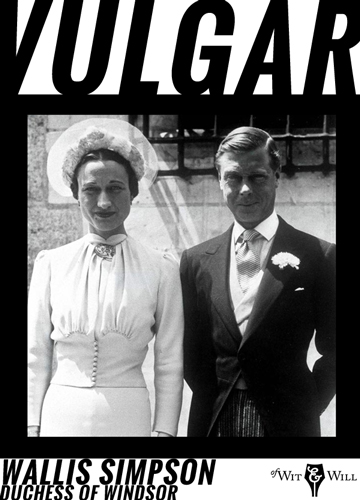 American socialite whose third husband, Prince Edward, Duke of Windsor, formerly King Edward VIII of the United Kingdom and the Dominions, abdicated his throne to marry her.