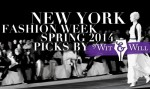 New York Fashion Week: Publisher's Picks